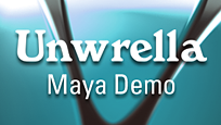 download Unwrella Demo for Maya