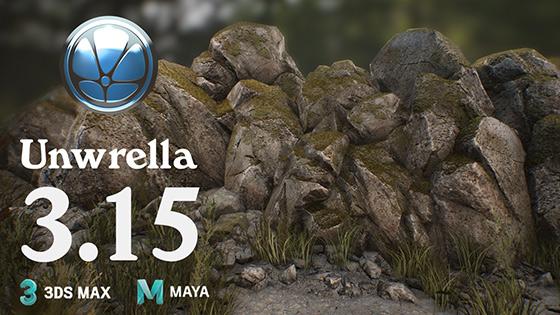 Unwrella for maya