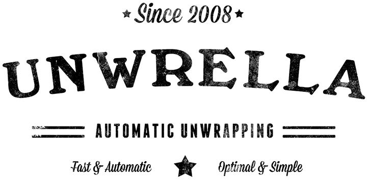 Unwrella Traditional unwrapping since 2008