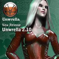 Unwrella 2.10 released!