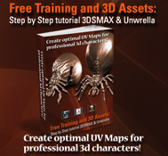 Free Training Tutorial and 3D Assets!