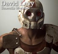 David Levy plays Unwrella!