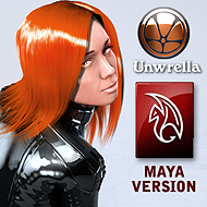 Unwrella2 for Maya released!