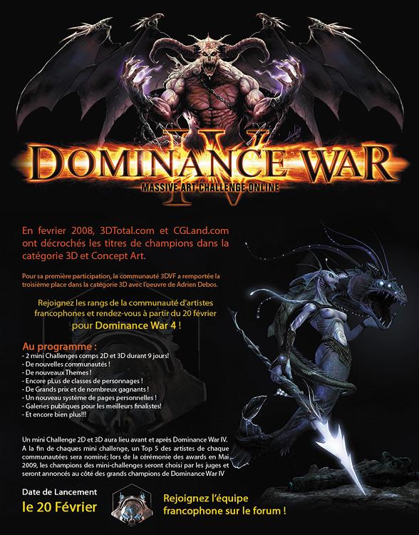Unwrella 3DVF DominanceWar