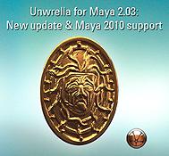 Unwrella2 Maya 2.03 Update