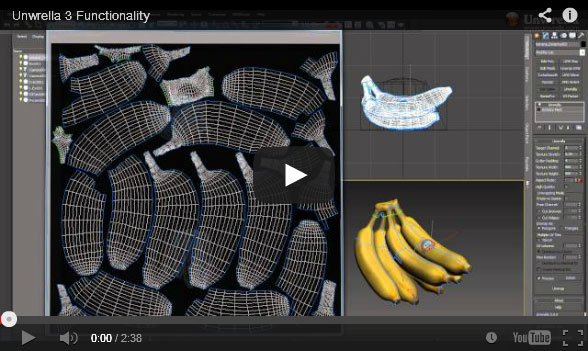 This video tutorial focuses on automatic UV Packing and UV-Tiles generation